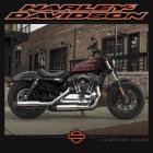 Cal-2021 Harley-Davidson Wall Cover Image