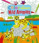 Color by Numbers: Wild Animals Cover Image