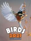 Birds 2021 Calendar Cover Image