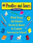 Practice and Learn Third Grade Cover Image