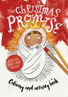 The Christmas Promise Coloring and Activity Book: Coloring, Puzzles, Mazes and More Cover Image