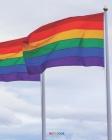 Notebook: LGBT Pride Flag (LGBTQ Pride, Gay Pride) Cover Image