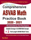 Comprehensive ASVAB Math Practice Book 2020 - 2021: Complete Coverage of all ASVAB Math Concepts + 2 Full-Length ASVAB Math Tests Cover Image