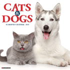 Cats & Dogs 2021 Wall Calendar Cover Image