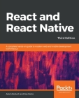 React and React Native: A complete hands-on guide to modern web and mobile development with React.js Cover Image