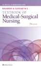 Clinical Handbook for Brunner & Suddarth's Textbook of Medical-Surgical Nursing Cover Image