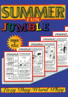 Summer Fun Jumble®: Lazy Day Word Play (Jumbles®) Cover Image