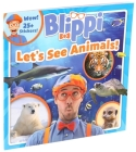 Blippi: Let's See Animals! Cover Image