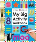 Wipe Clean: My Big Activity Workbook (My Big Step by Step) Cover Image