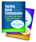 Teaching Social Communication to Children with Autism and Other Developmental Delays (2-book set), Second Edition: The Project ImPACT Guide to Coaching Parents and The Project ImPACT Manual for Parents Cover Image