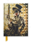 Steampunk Lady (Foiled Journal) (Flame Tree Notebooks #29) Cover Image
