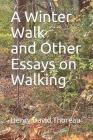 A Winter Walk and Other Essays on Walking Cover Image