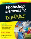 Photoshop Elements 12 for Dummies Cover Image
