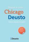 Manual de estilo Chicago-Deusto: Primera edición adaptada al español de la 16ª edición del Manual de estilo de Chicago Cover Image