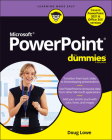 PowerPoint for Dummies, Office 2021 Edition Cover Image