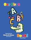 Our First ABC Book: Our First ABC Book Cover Image