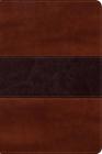 NVI Biblia del Pescador letra grande,  caoba símil piel Cover Image