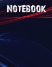 Notebook: 100 Pages, Blank Journal, Unlined Notebook, Work Notebook, Blank Page Journal, Unruled Notebook Cover Image