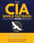 The CIA World Factbook Volume 2 - Full-Size 2020 Edition: Giant Format, 600+ Pages: The #1 Global Reference, Complete & Unabridged - Vol. 2 of 3, The Cover Image