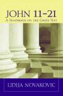 John 11-21: A Handbook on the Greek Text (Baylor Handbook on the Greek New Testament) Cover Image