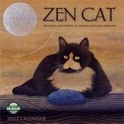 Zen Cat 2022 Wall Calendar Cover Image