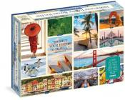 1,000 Places to See Before You Die 1,000-Piece Puzzle: For Adults Travel Gift Jigsaw 26 3/8