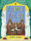 Animal Antics: A to Z Cover Image