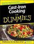 Cast-Iron Cooking for Dummies Cover Image