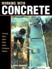 Working with Concrete (For Pros By Pros) Cover Image