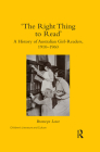 'The Right Thing to Read': A History of Australian Girl-Readers, 1910-1960 Cover Image