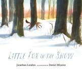 Little Fox in the Snow Cover Image