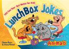 Lunchbox Jokes: Animals: 100 Fun Tear-Out Notes for Kids Cover Image