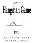 Hangman Game: 50 Pages 8.5 X 11 Cover Image