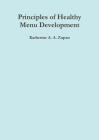 Principles of Healthy Menu Development Cover Image