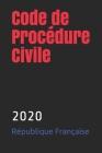 Code de Procédure Civile: 2020 Cover Image