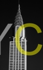 Chrysler Building NYC Artist Drawing Journal Cover Image