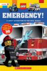 Emergency! (LEGO Nonfiction): A LEGO Adventure in the Real World Cover Image