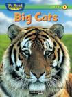 Big Cats (We Read Phonics - Level 1) Cover Image