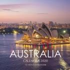 Australia Calendar 2020: 16 Month Calendar Cover Image