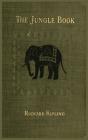 The Jungle Book 1st edition 1894 illustrated Original: Rudyard Kipling Book Hardcover Cover Image