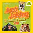 Just Joking Collector's Set: 900 Hilarious Jokes [With Poster] Cover Image