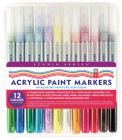 Studio Series Acrylic Paint Marker Set (12-Piece Set) Cover Image