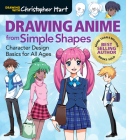 Drawing Anime from Simple Shapes: Character Design Basics for All Ages Cover Image