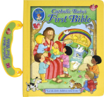 Catholic Baby's First Bible Cover Image