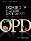 Oxford Picture Dictionary English-Haitian Creole: Bilingual Dictionary for Haitian Creole Speaking Teenage and Adult Students of English Cover Image
