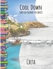 Cool Down - Libro da colorare per adulti: Creta Cover Image