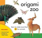 Origami Zoo: Learn to Make More Than 30 Fun Animals Cover Image