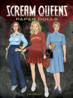 Scream Queens Paper Dolls (Dover Celebrity Paper Dolls) Cover Image