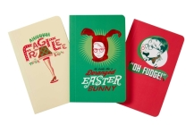A Christmas Story Pocket Notebook Collection (Set of 3) (Holiday) Cover Image
