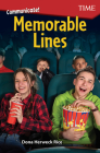 Communicate! Memorable Lines (Exploring Reading) Cover Image